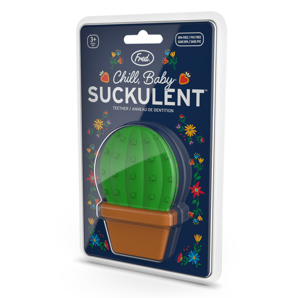 Suckulent Baby Teether
