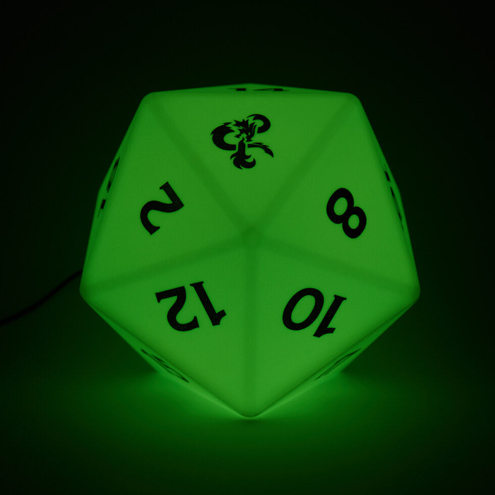 Dungeons and Dragons D20 Light