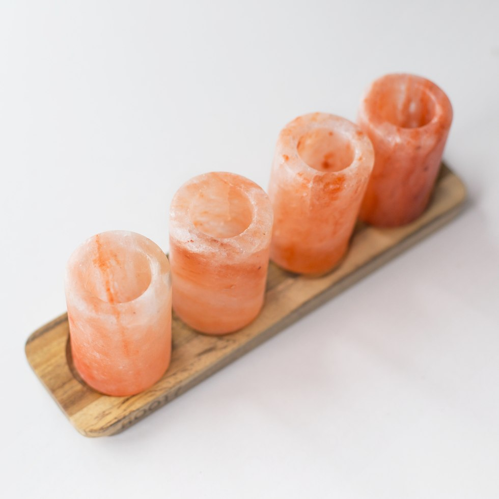 Himalayan Salt Shots
