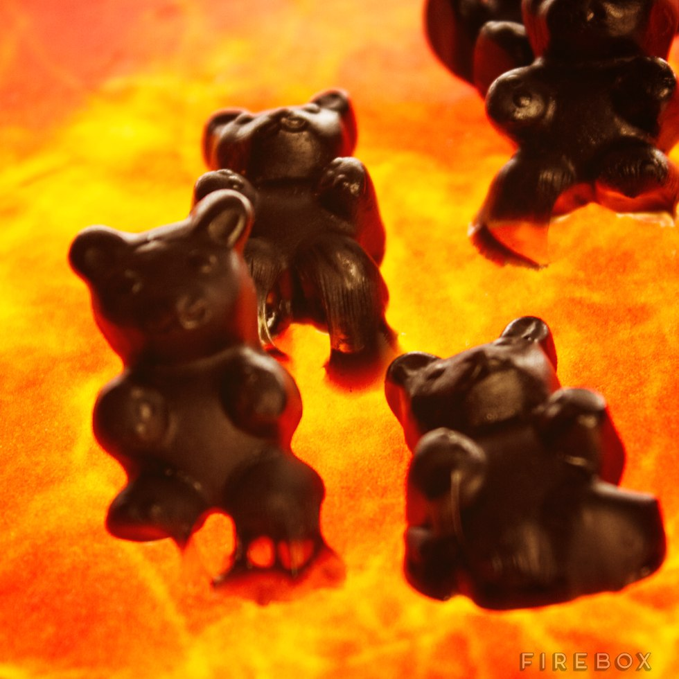 Evil Hot Gummi Bears - The Sinister Sibling