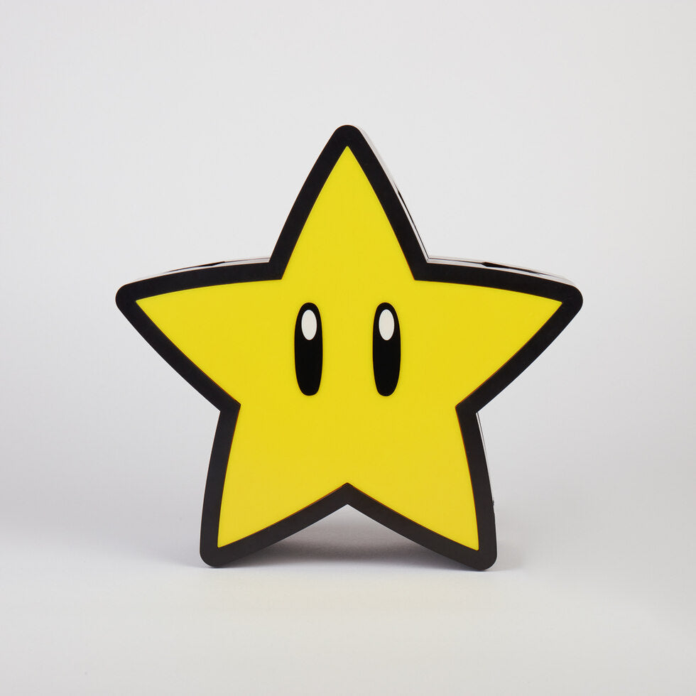 Super Mario Super Star Projection Light