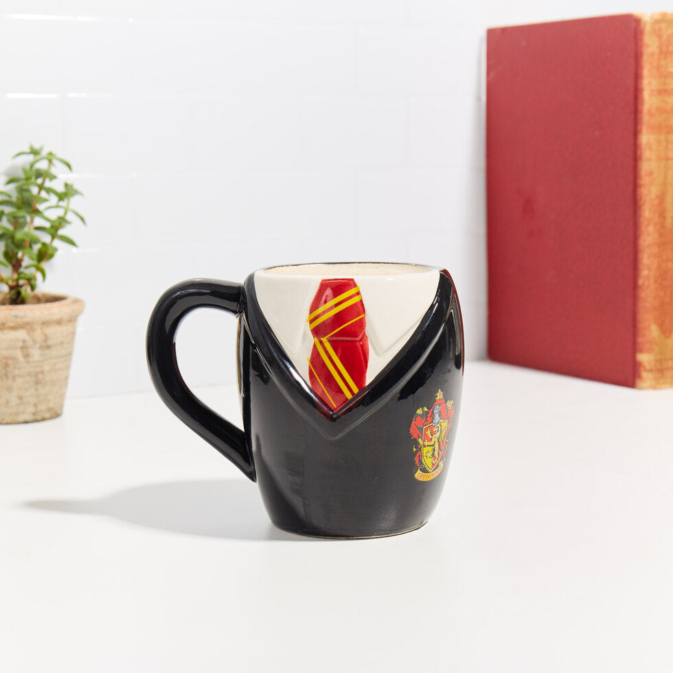 Harry Potter Gryffindor Uniform Mug