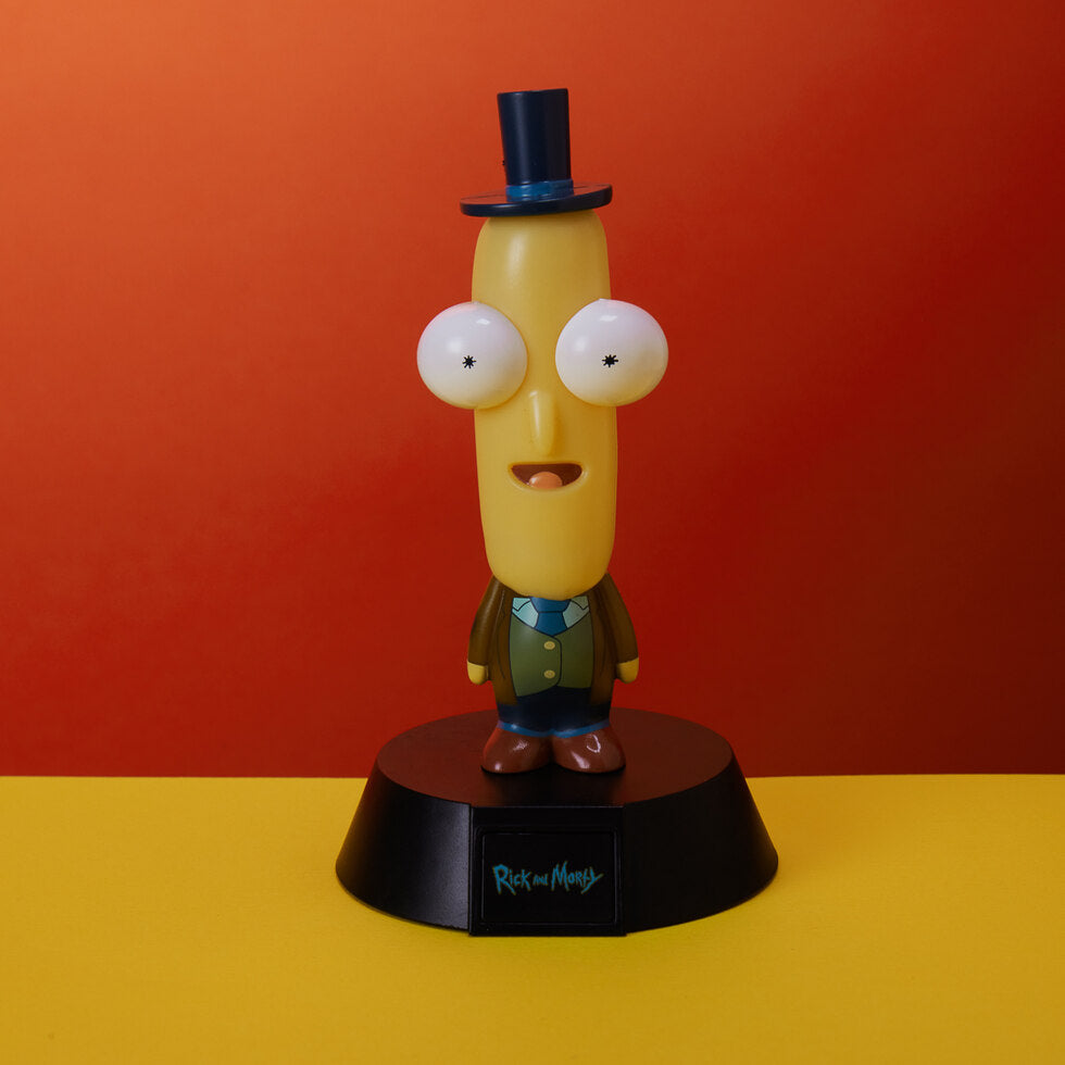 Mr Poopybutthole Icon Light