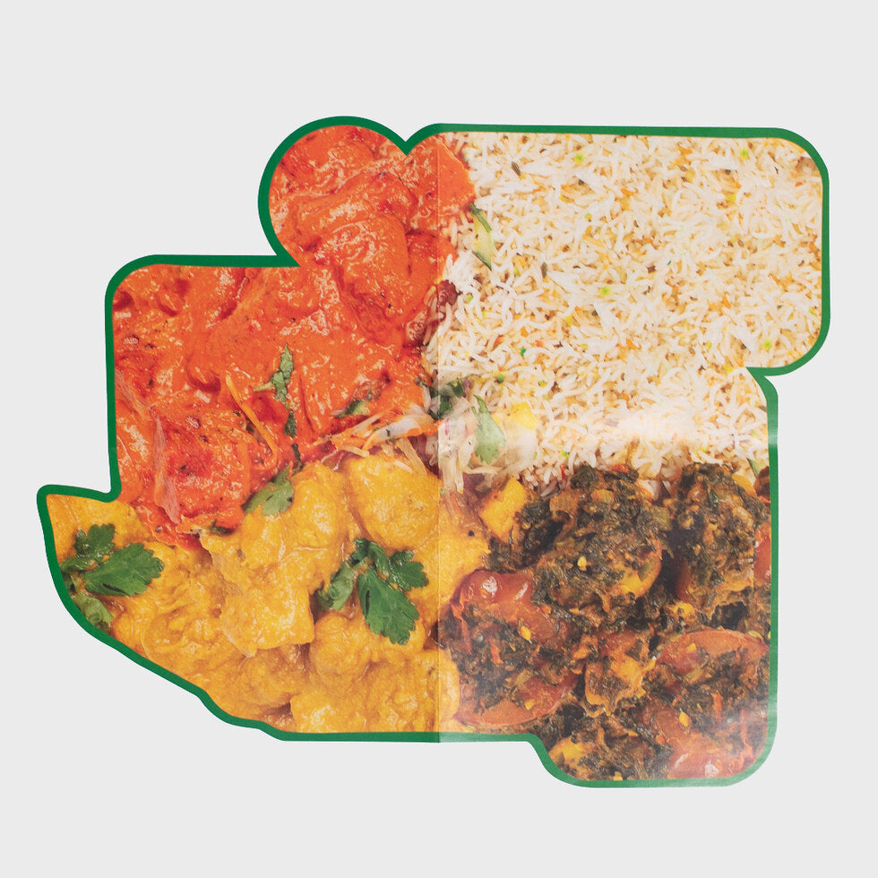 Indian Takeaway Jigsaw Puzzle