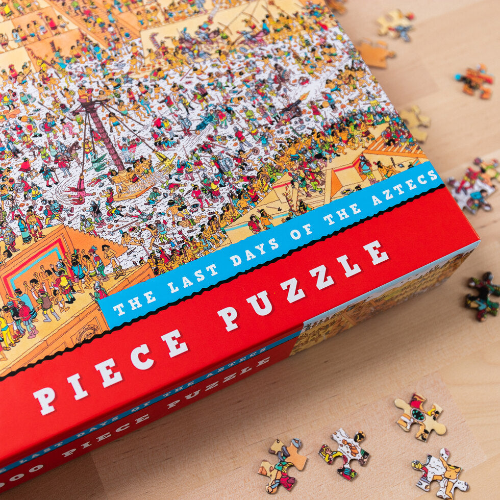 Where's Wally Jigsaw Puzzles