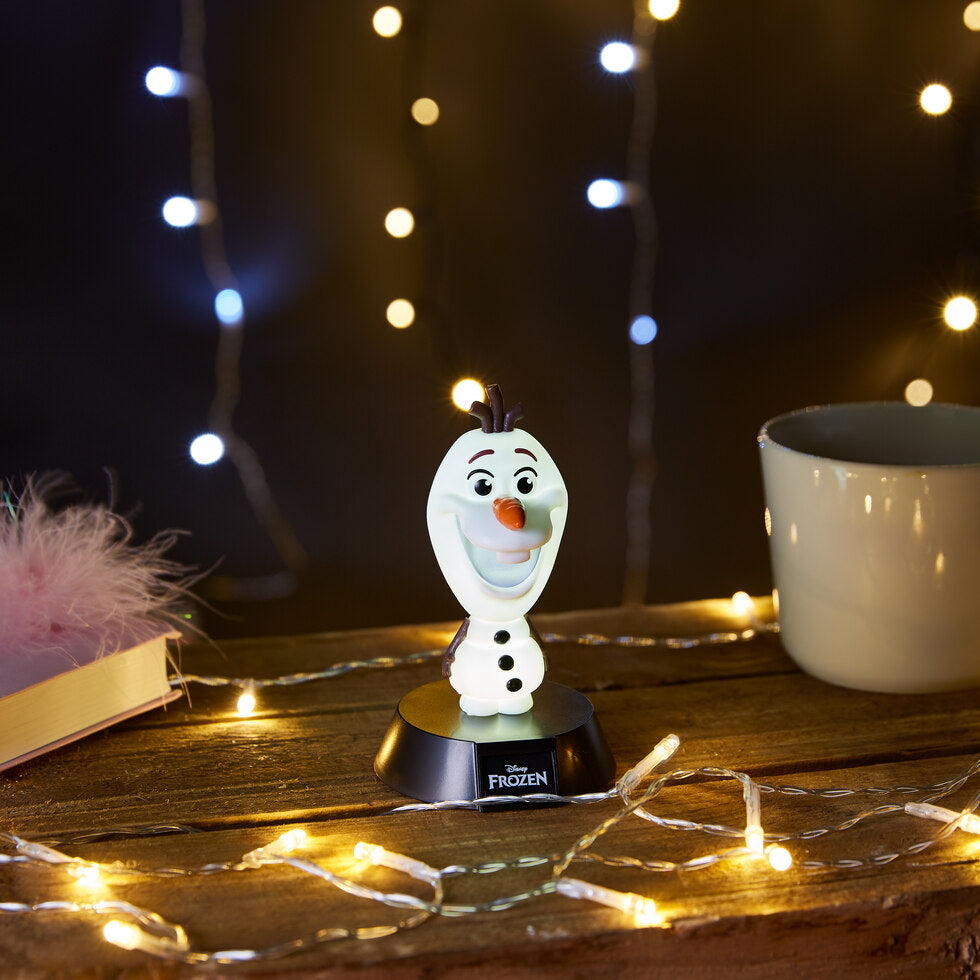 Frozen Icon Lights - Olaf