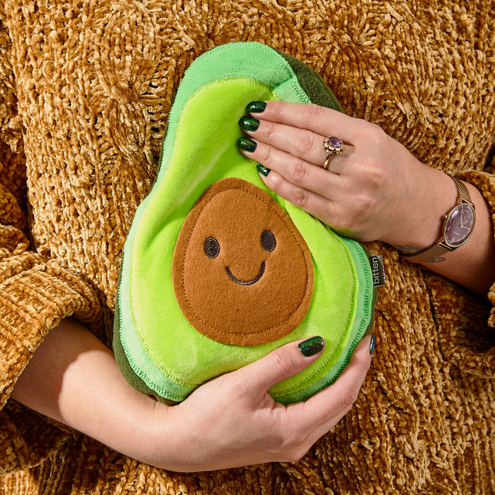 Heated Huggable Avocado