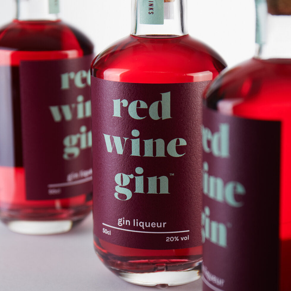Red Wine Gin Liqueur