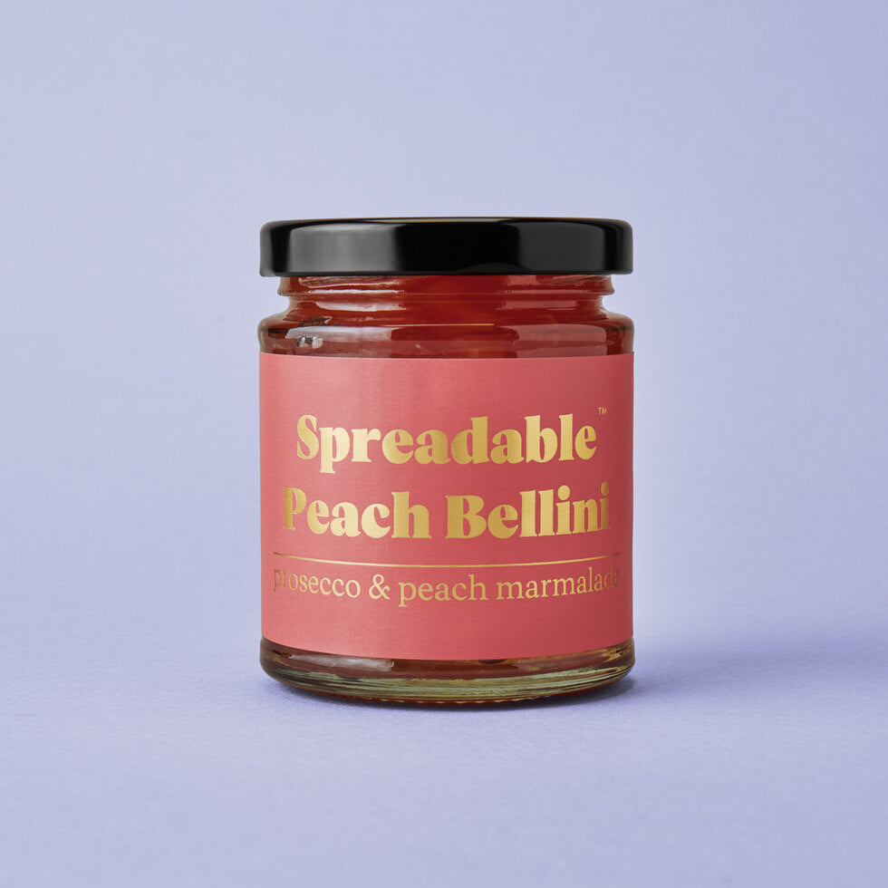 Spreadable Peach Bellini
