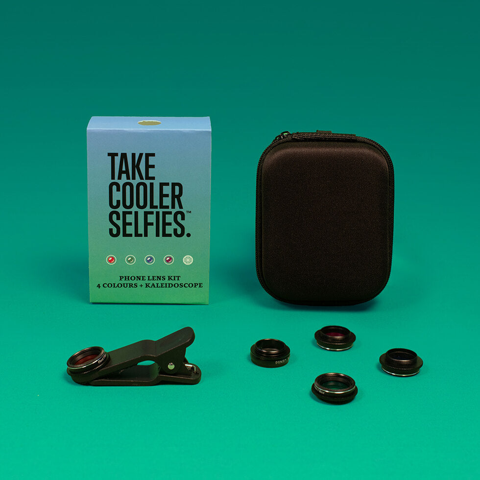 Take Cooler Selfies Lens Kit