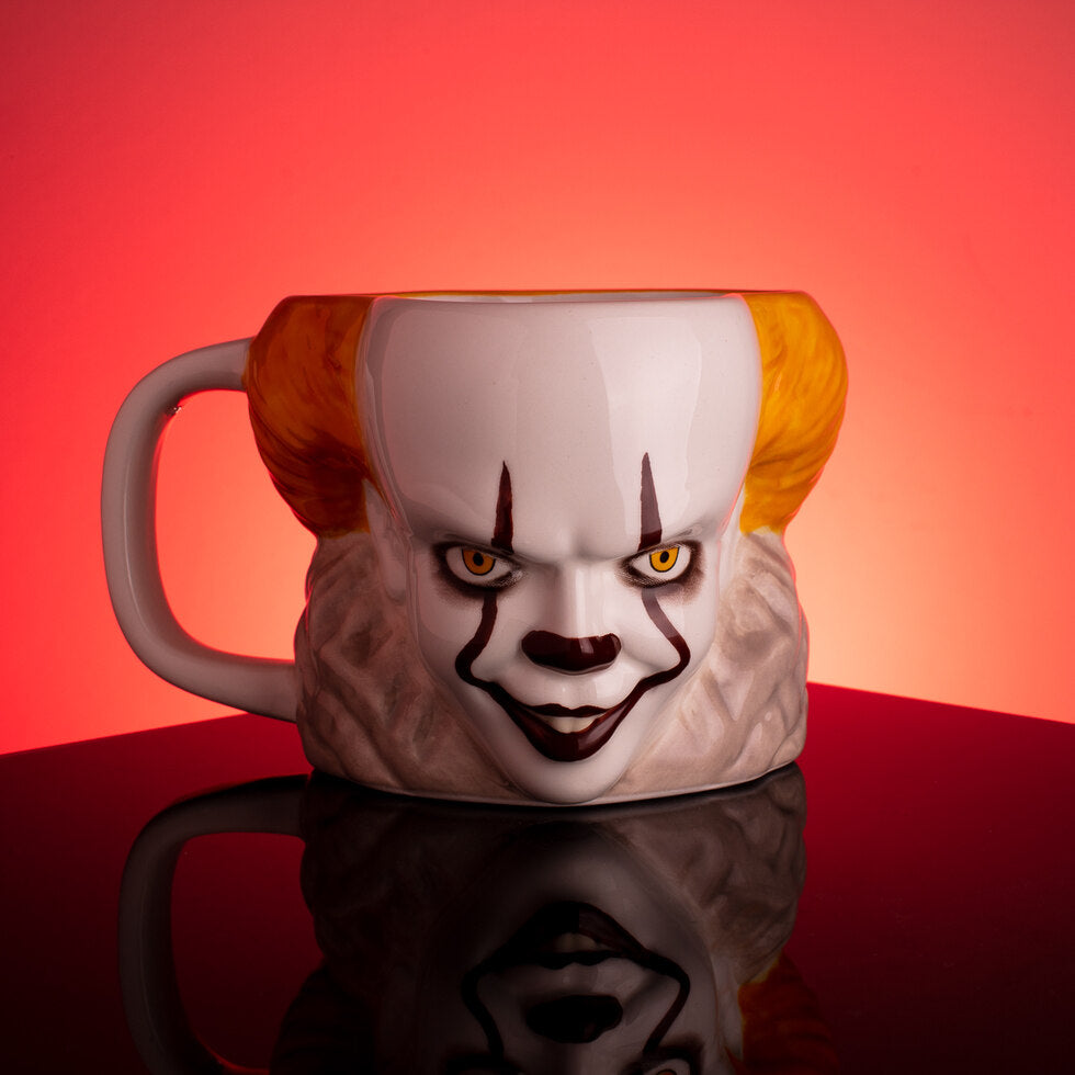 Pennywise Shaped Mug