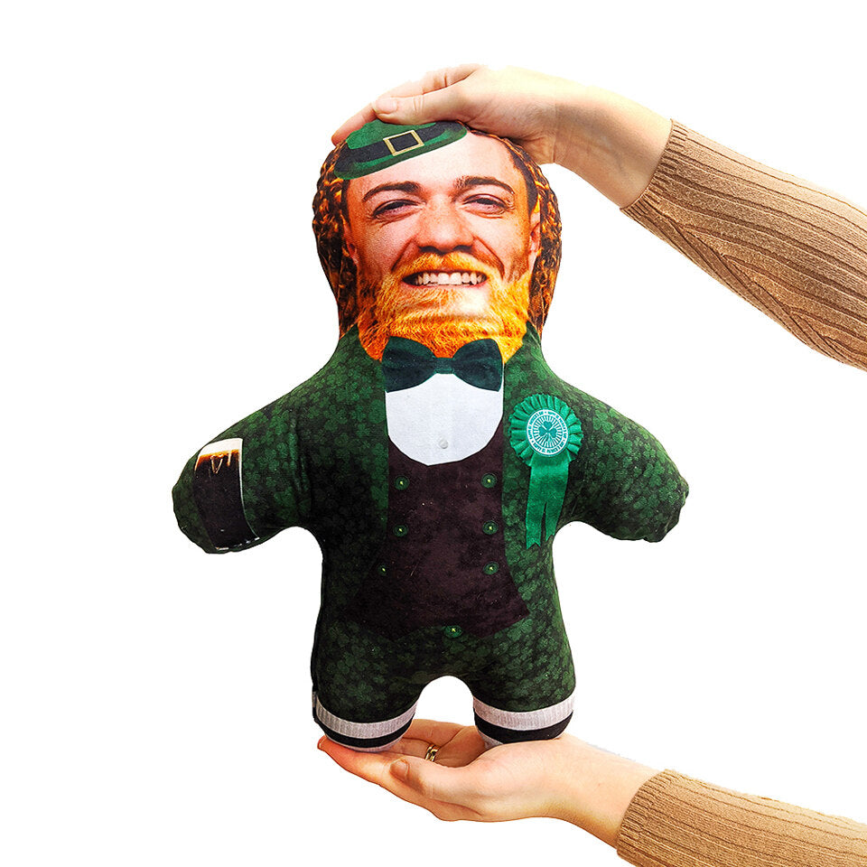 Mini Me Leprechaun - Personalised Doll