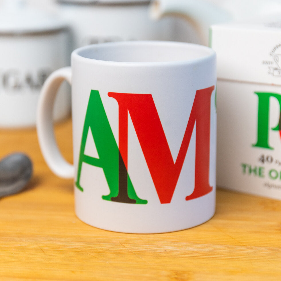 PG Tips Personalised Mug and Tea Set