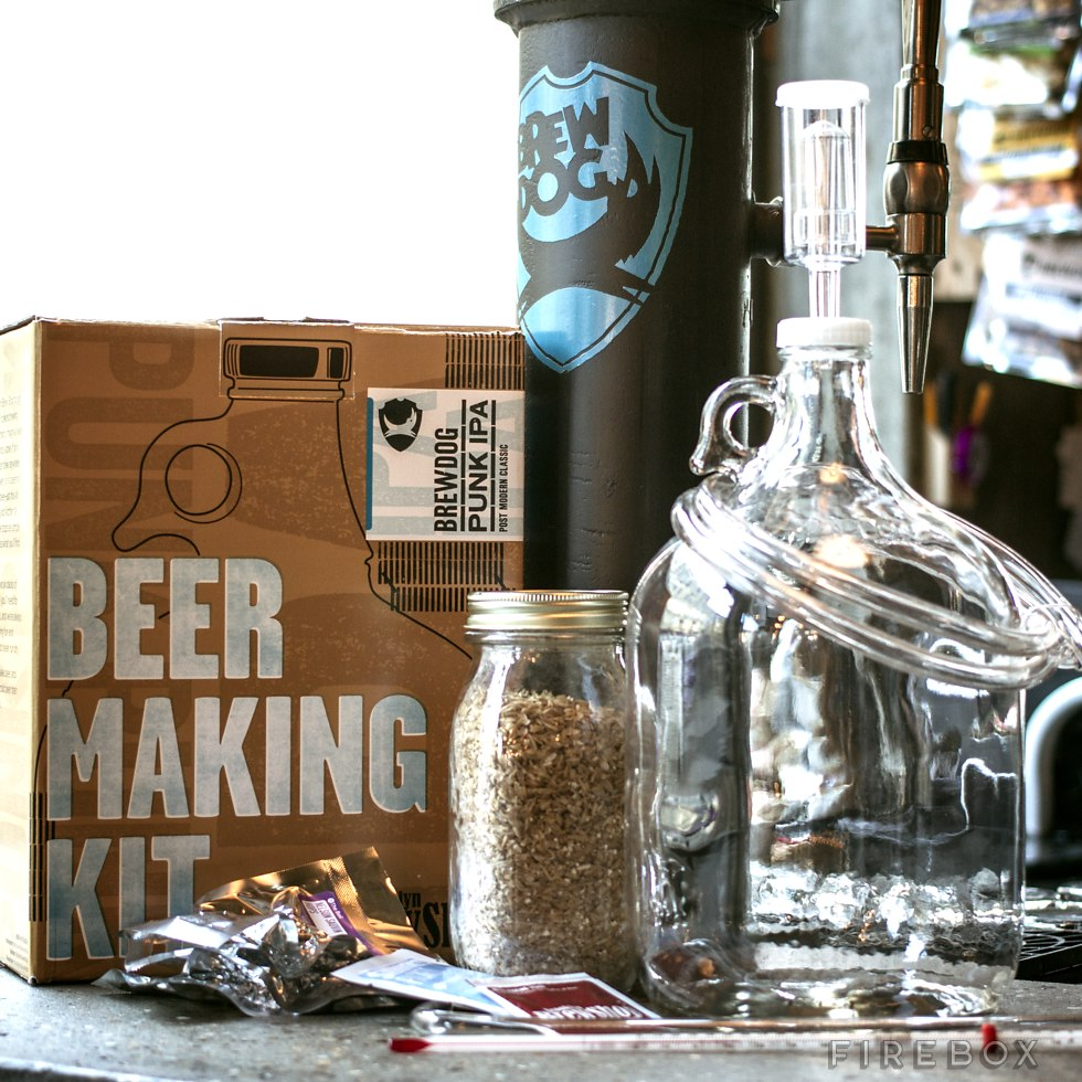 Brewdog Punk IPA Beer Making Kit