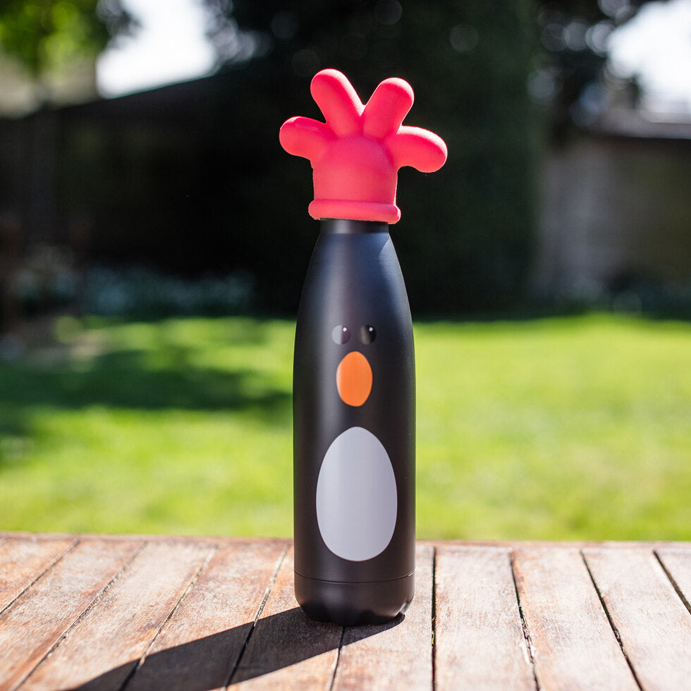 Wallace & Gromit Feathers McGraw Water Bottle