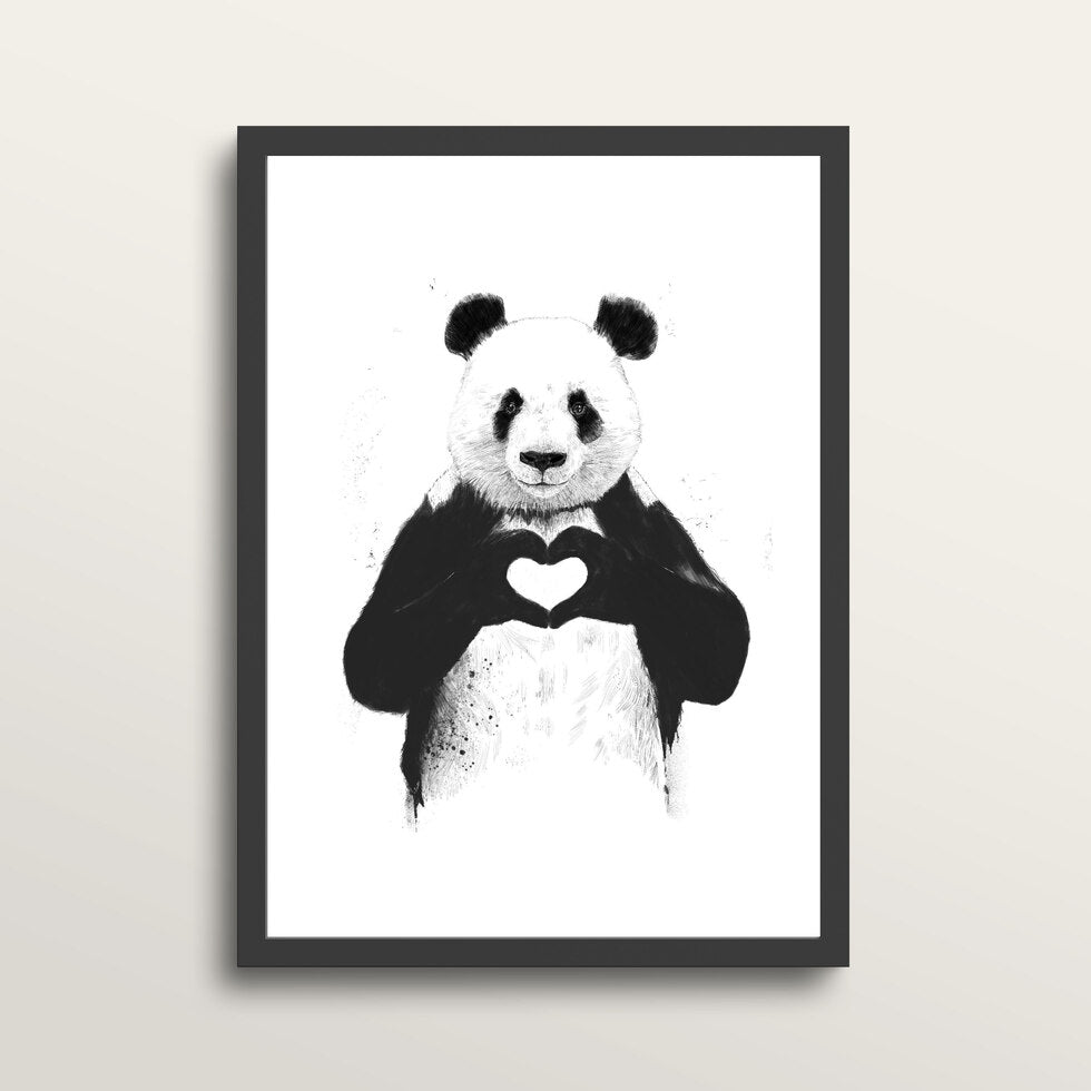 All You Need Is Love - Art Print