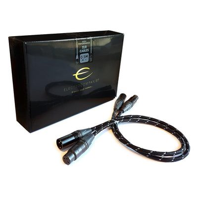 High Performance XLR cable  (Pair) - ELECTROCOMPANIET.NO