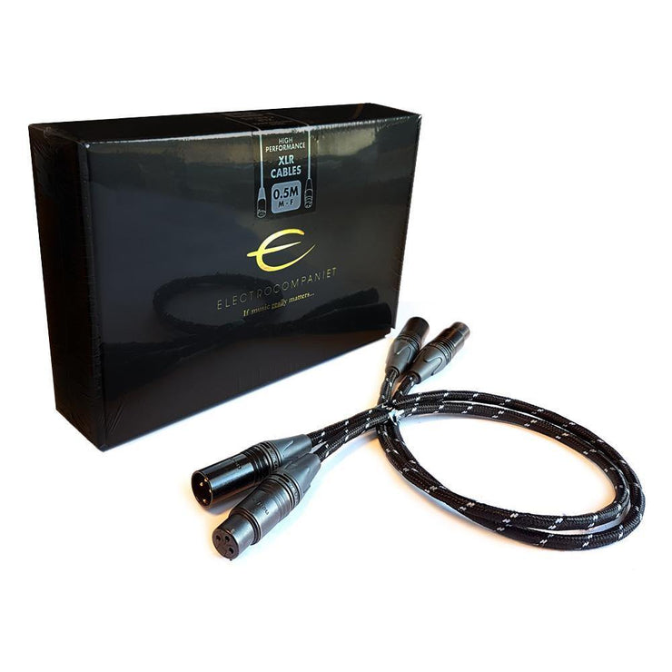 High Performance XLR cable  (Pair)