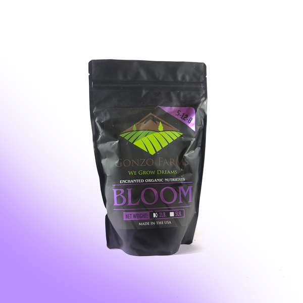Enchanted Organic BLOOM™ | Nutrient for Cannabis and Hemp