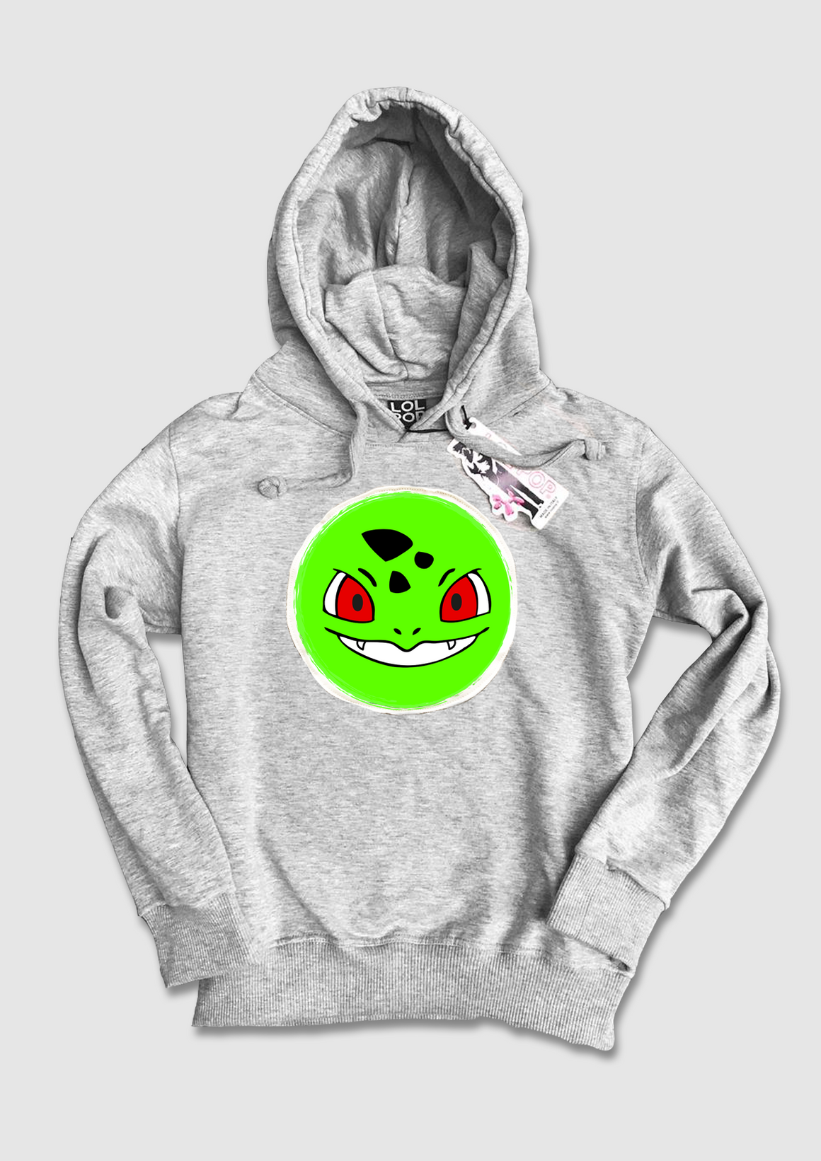 Monster GREEN PKMN by LOL POP® UNISEX
