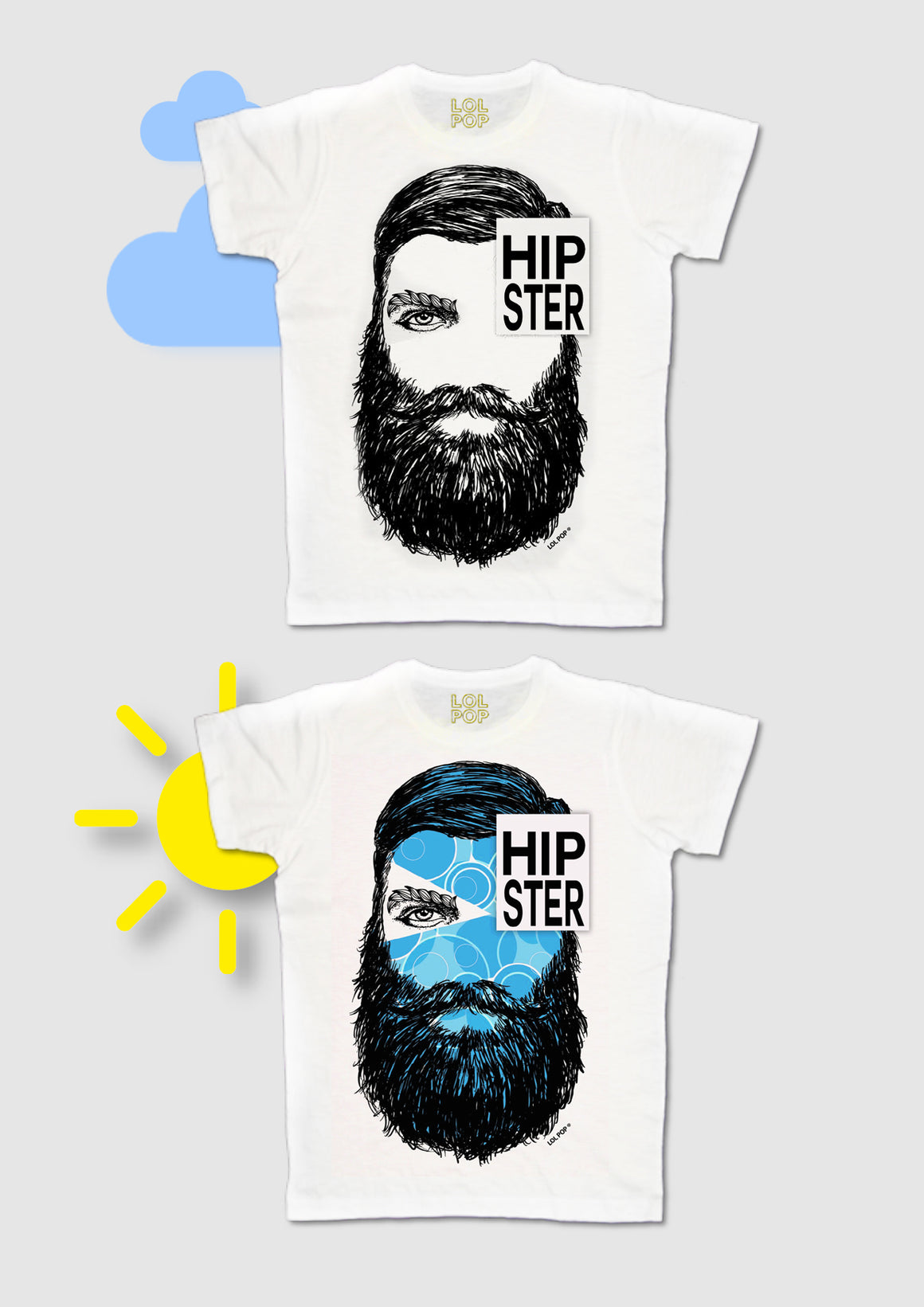Hipster by LOL POP® UOMO