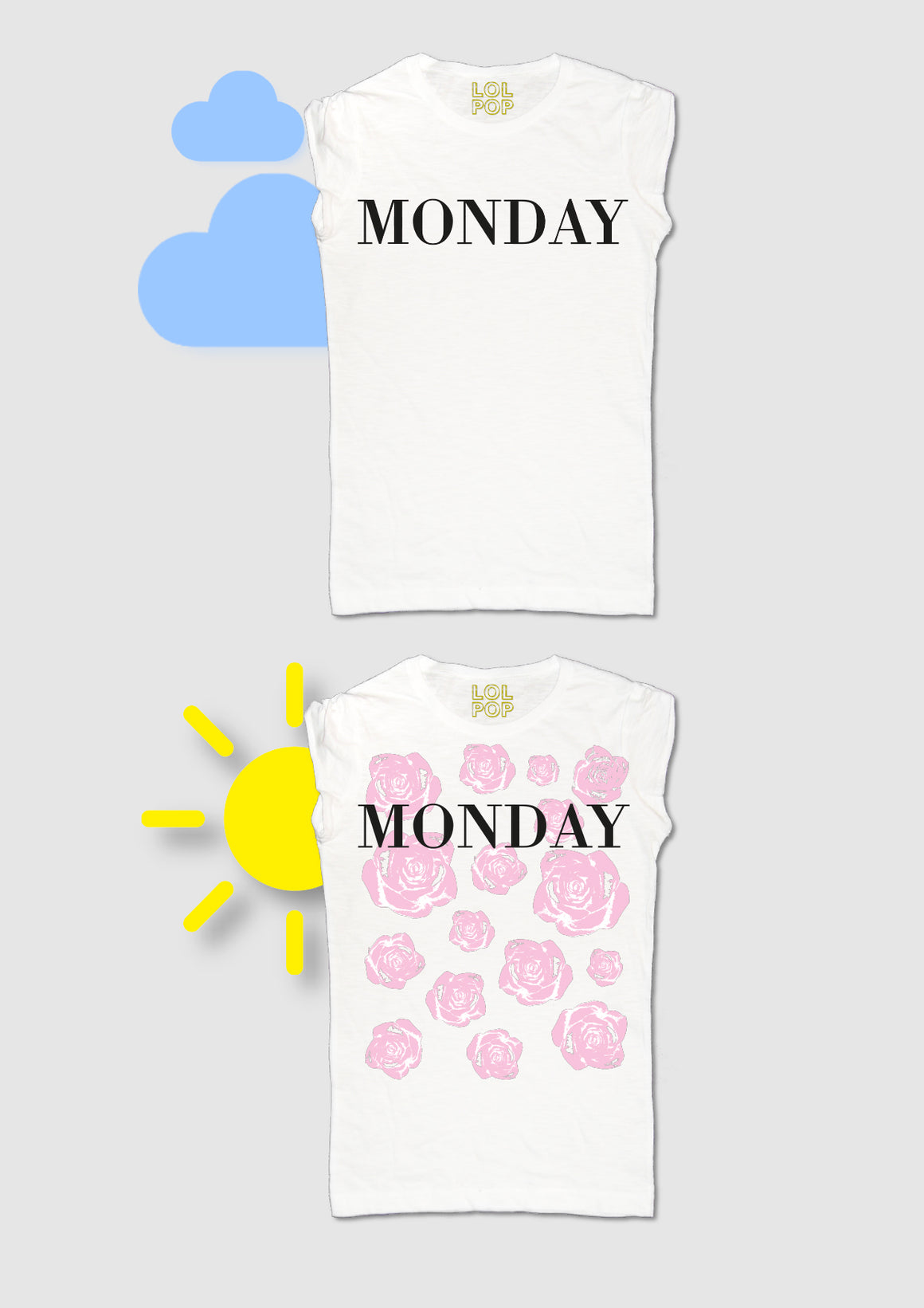Monday by LOL POP® BAMBINA
