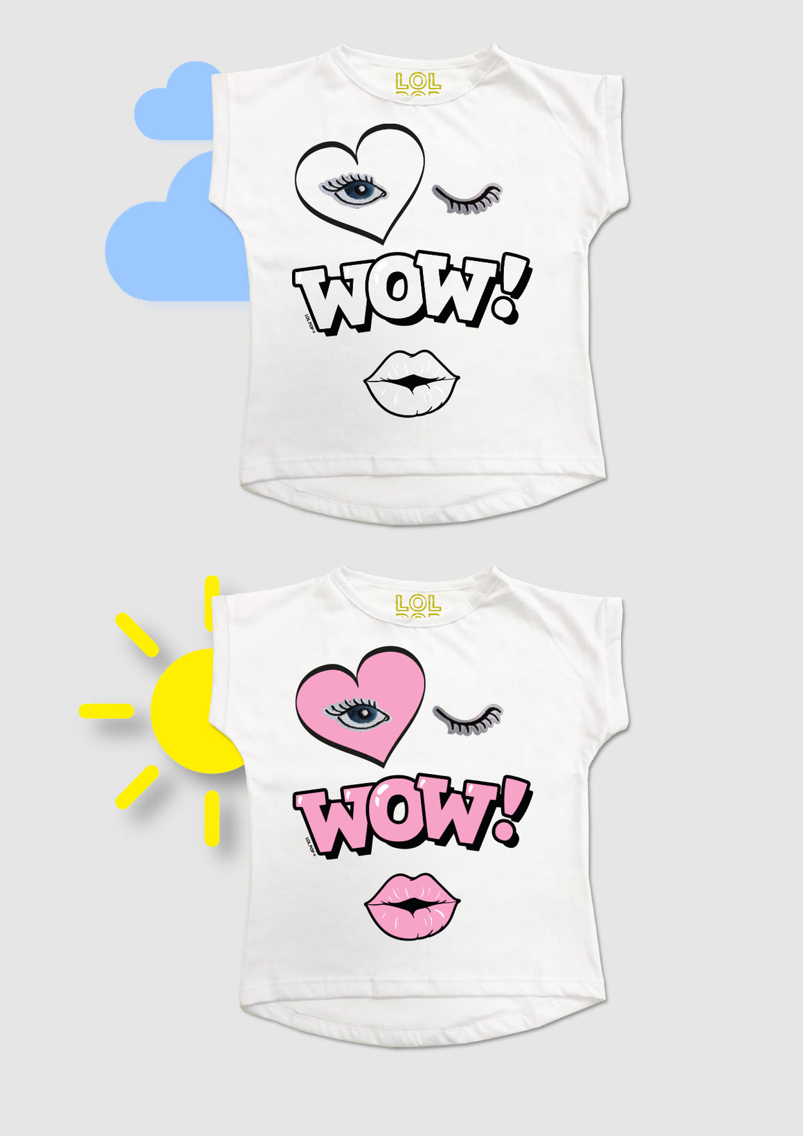 Wow by LOL POP® BAMBINA
