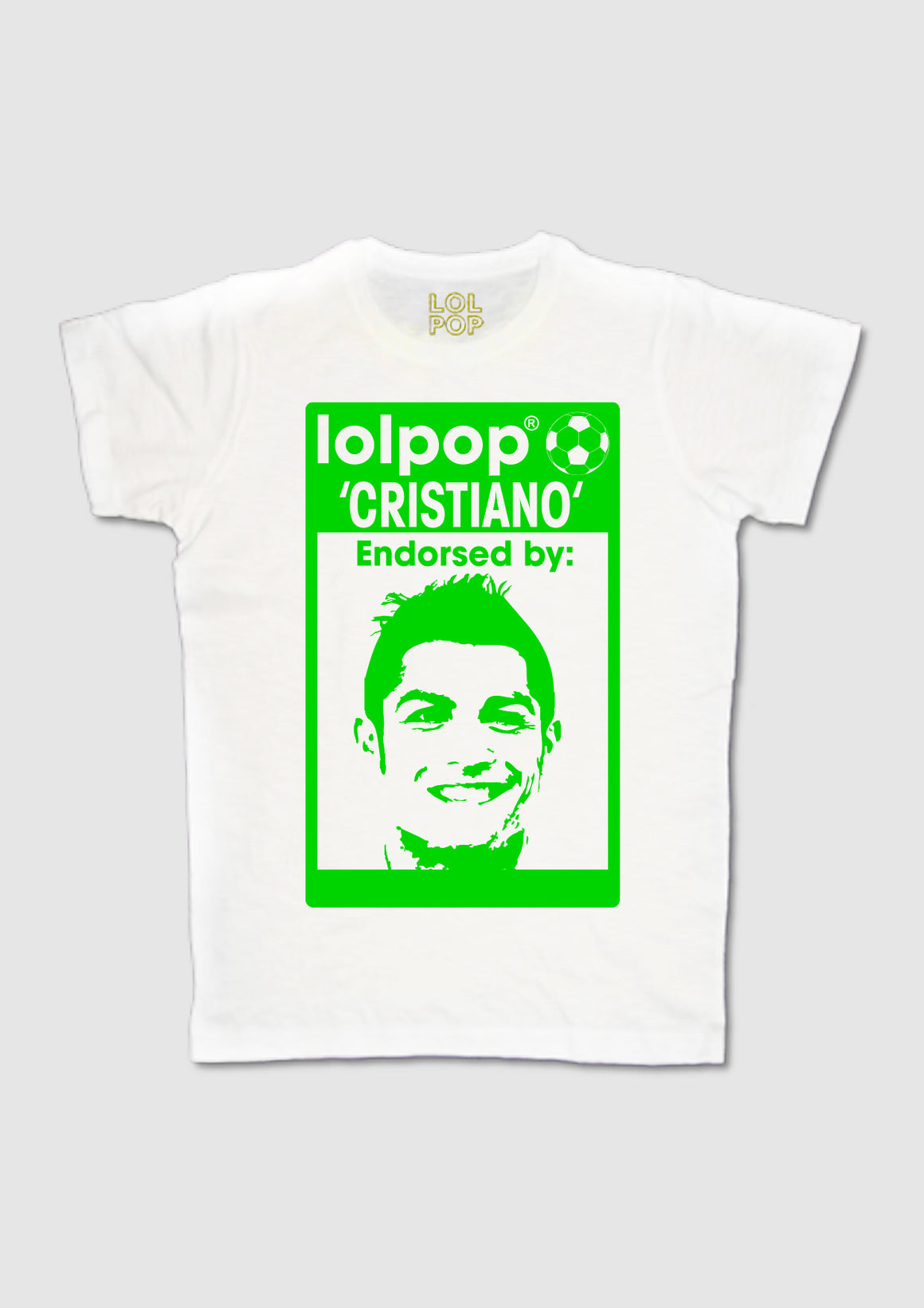 Cristiano by LOL POP® BAMBINO