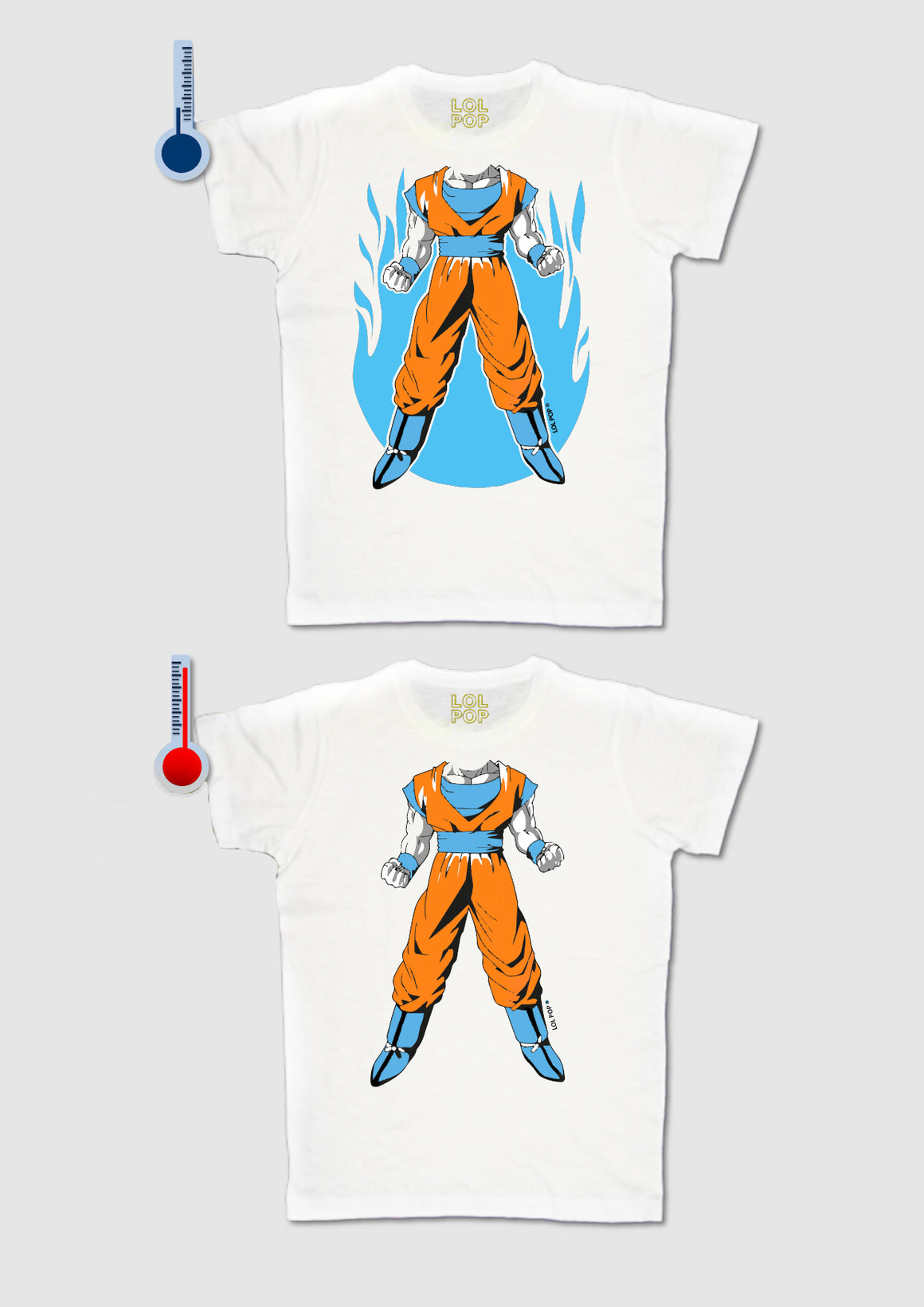Super Saiyan by LOL POP® BAMBINO