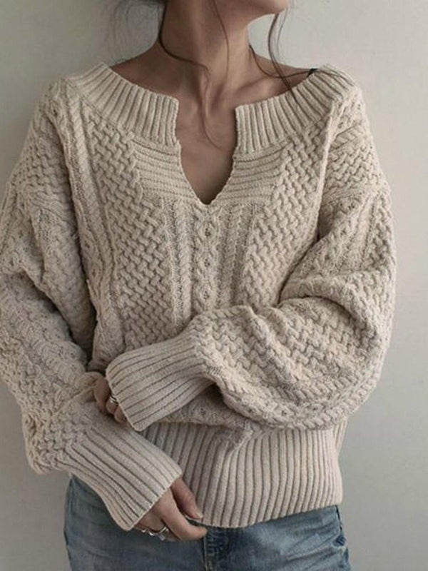 Fall Loose Sweater