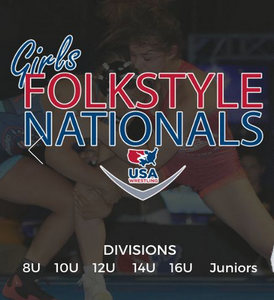2021 USAW Girls Folkstyle Nationals Championships