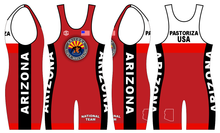 Load image into Gallery viewer, Red Freestyle Singlet ONLY (1 total)