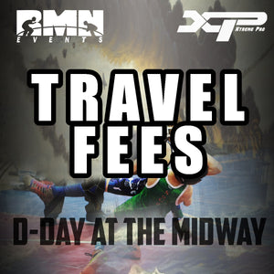 D-Day Team Travel Fees