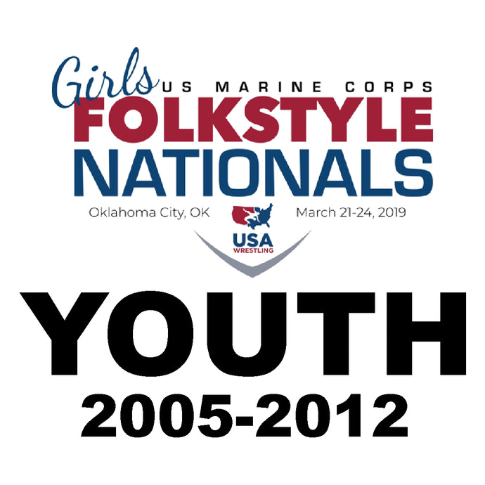 Youth OKC Folkstyle Nationals Travel Fees