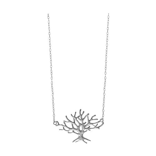 Tree of Life Necklace - Boma Life Sterling Silver