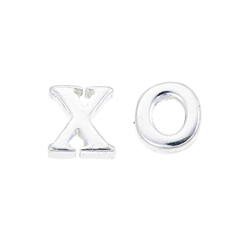 XO Hugs & Kisses Stud Earrings - Boma Life Sterling Silver