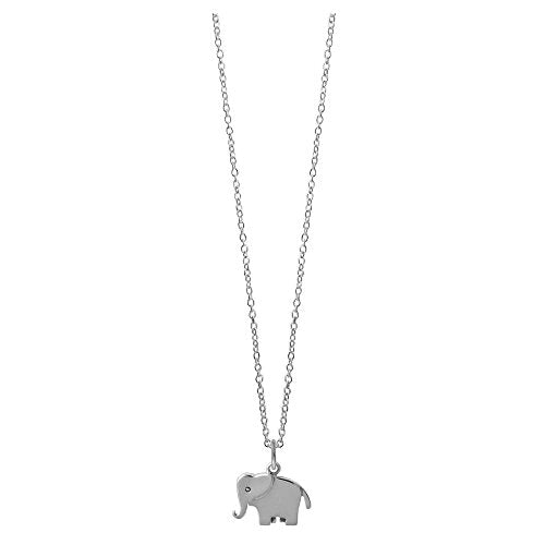 Elephant Necklace - Boma Life Sterling Silver