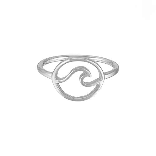 Wave Ring - Boma Life Sterling Silver