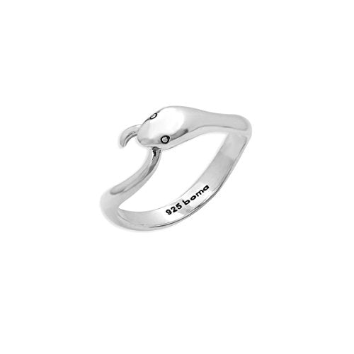 Snake Ring - Boma Life Sterling Silver