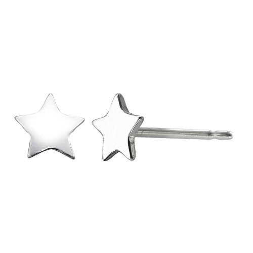 Essential Star Stud Earrings - Boma Life Sterling Silver