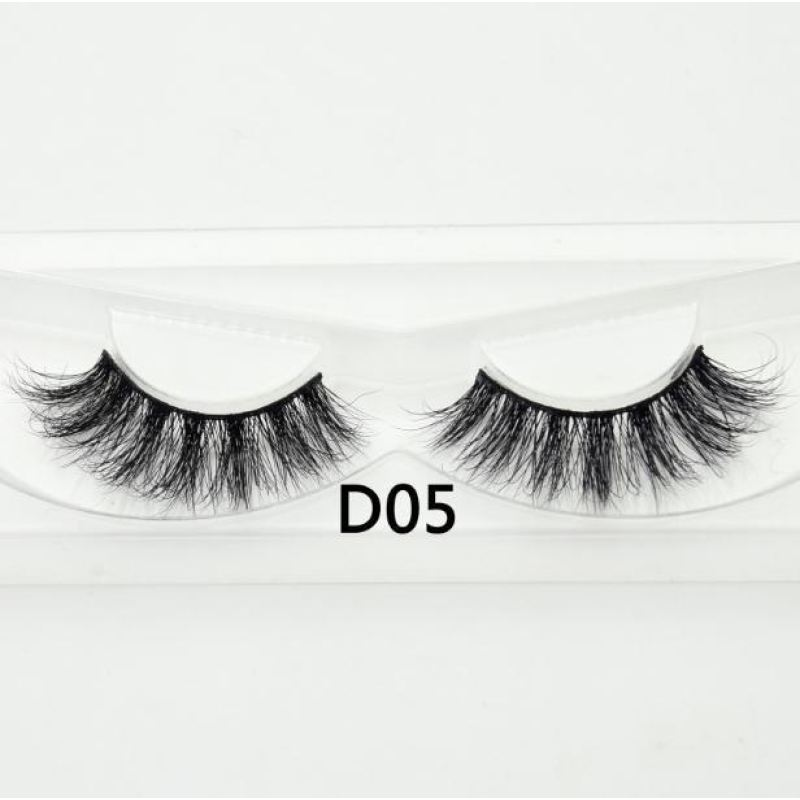 3D Mink Lashes - D05 - Virgin Hair