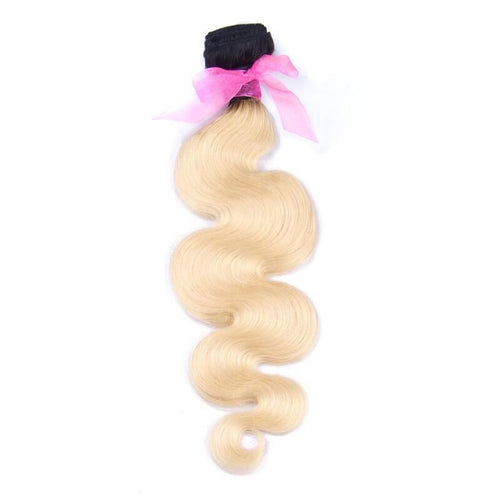 Blonde Weave Brazilian Remy Hair - Virgin Hair