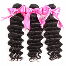 Brazilian Loose Wave Bundles With Closure - Virgin Hair
