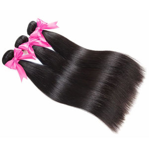 Peruvian Straight Virgin Hair - Virgin Hair