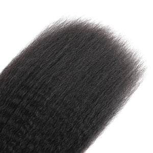 Kinky Straight Brazilian Virgin Hair - Virgin Hair
