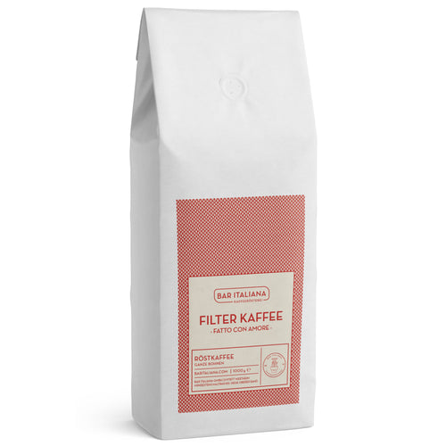 Bar Italiana FILTERKAFFEE 1KG