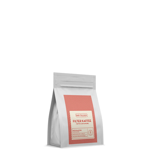 Bar Italiana FILTERKAFFEE 250g