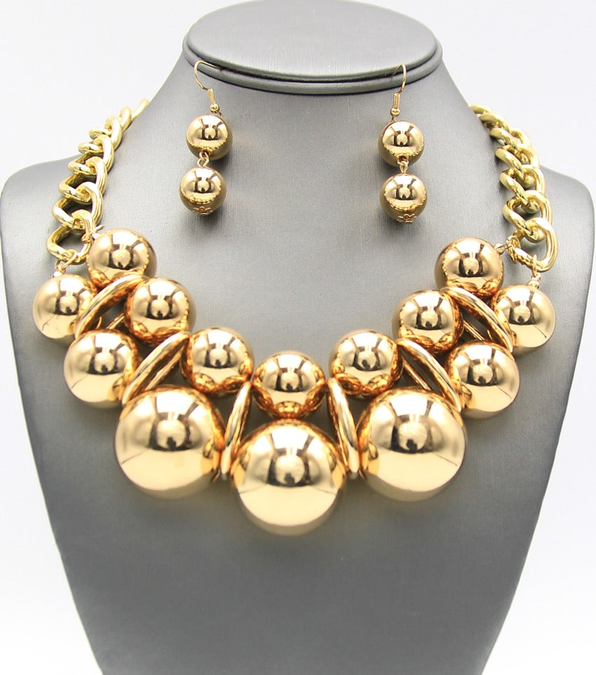 DONNA NECKLACE - GOLD