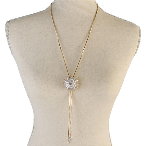 LAURENT NECKLACE - GOLD