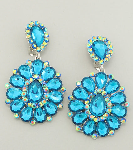 PIXIE EARRINGS - BLUE